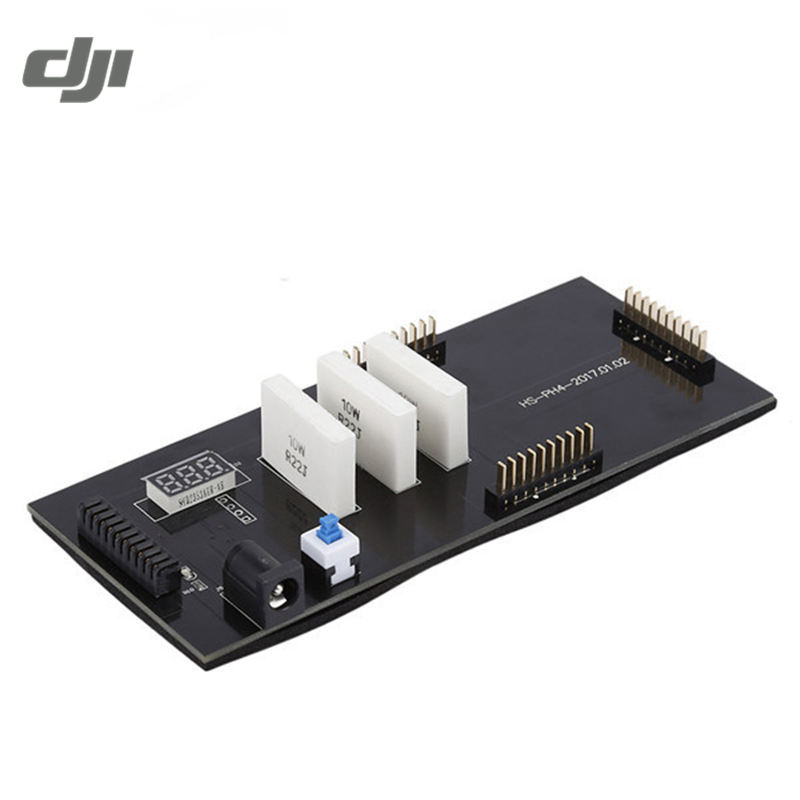 DJI Mavic Pro RC Quadcopter Drone FPV Racer Part 3-in-1 Multi Intelligent Flight Battery Charger Parallel Charging Board Plate
