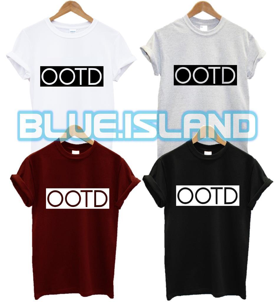 OOTD T SHIRT SWAG DOPE TUMBLR FASHION OUTFIT OF THE DAY FUNNY FRESH UNISEX