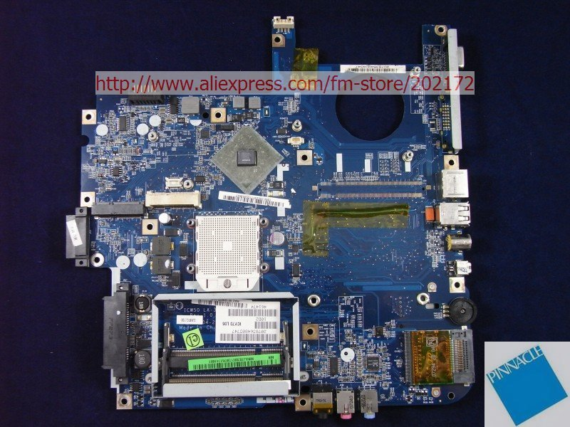 MBAJ702002 Motherboard For  Acer Aspire 5520 5520G ICY70 L06 LA-3581P (ICW50)
