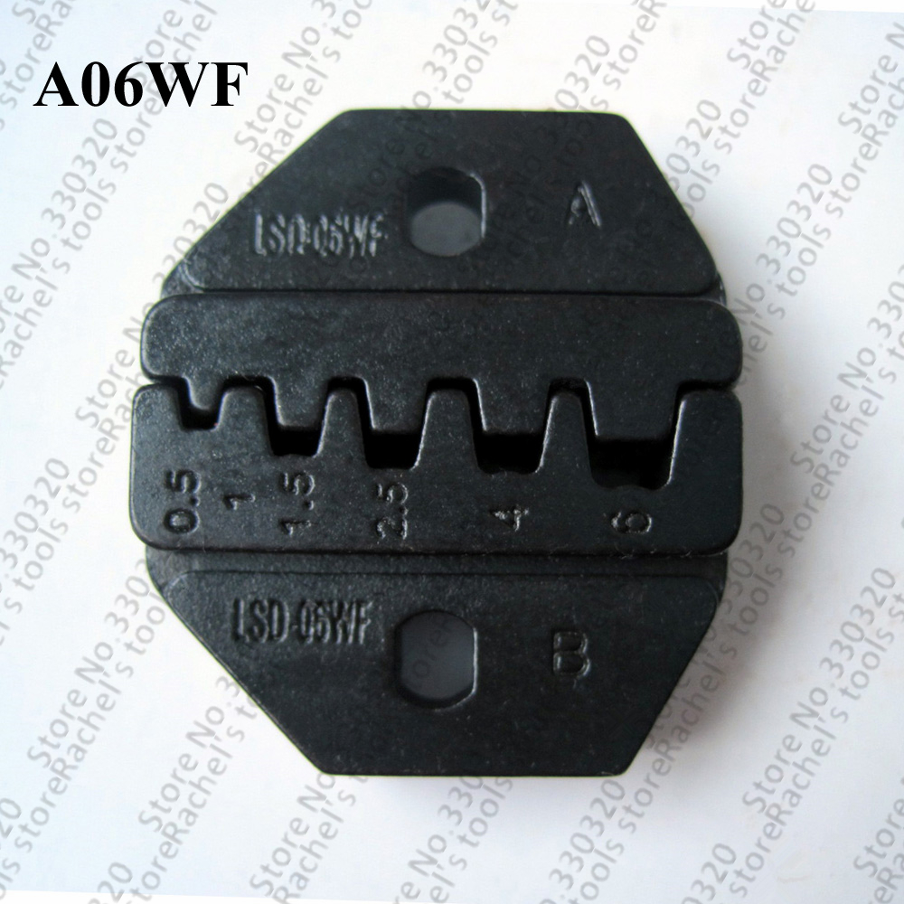 A06wf Crimp Tool Die For Crimping Wire Cord End Sleeves And Ferrules Diversified In Packaging