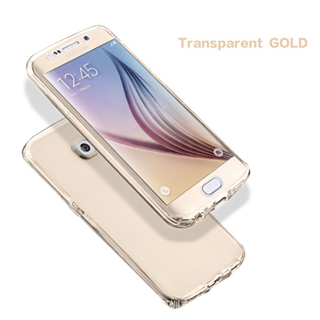 Cell Phone Case for Samsung galaxy Note 8 9 S6 S7 edge S8 S9 Plus S3 duos S4 S5 neo S6Edge S7Edge S8Plus S9Plus 360 full Cover