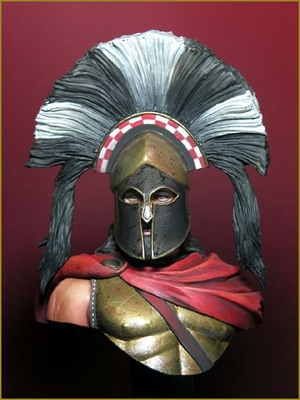 pre order-Resin toys  Spartans bust  free shipping