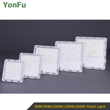 30W 50W 100W 150W 200W LED Flood light Waterproof IP67 Led Light Projector for Outdoor Lighting garden street lamp