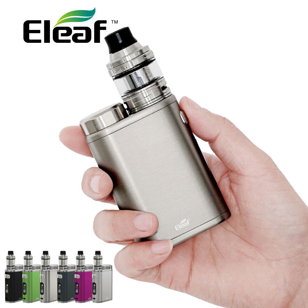 где купить Original Eleaf IStick Pico 21700 Kit with 2ml/4ml Ello Tank Max 100W Output & 0.91-inch Large Display No 18650 Battery E-cig Kit по лучшей цене