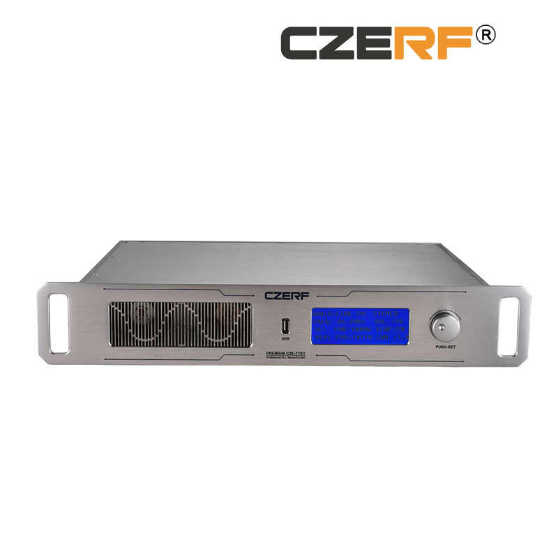 CZERF יצרן 400 ואט אלחוטי fm משדר 87.5-108 MHz מתכוונן מונו/סטריאו גבוהה כוח אודיו מגבר