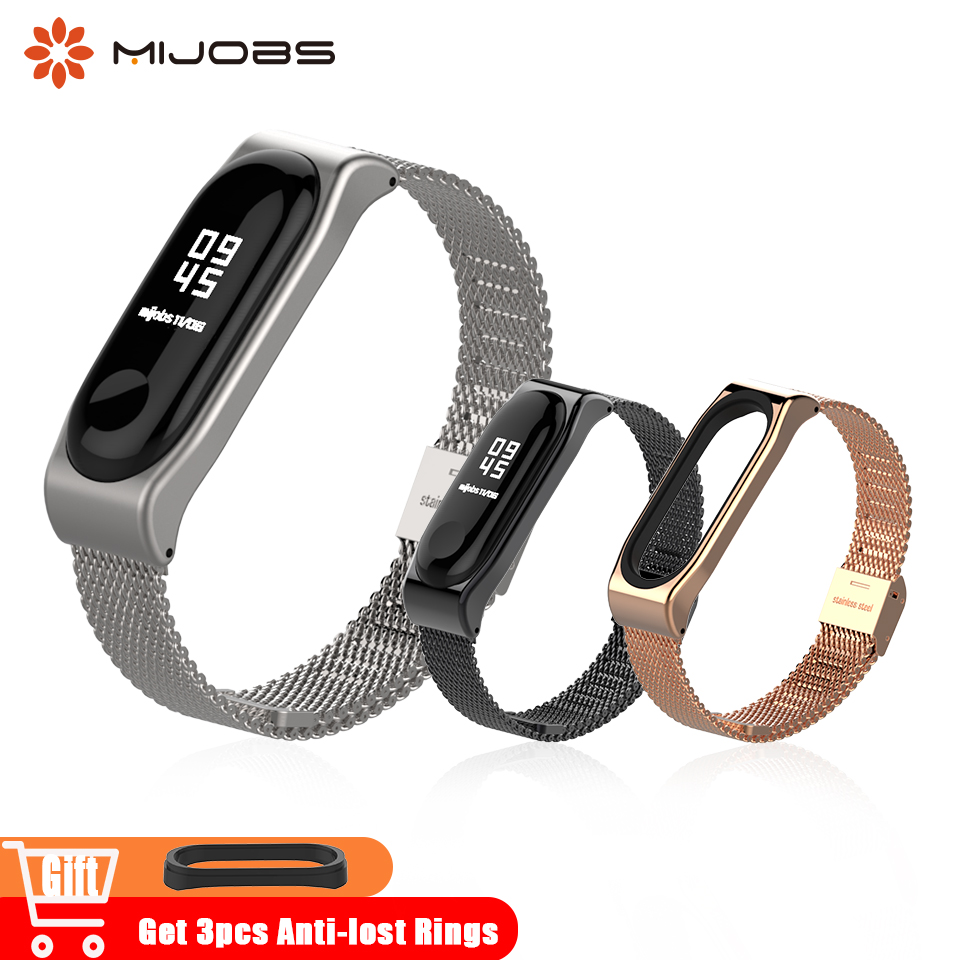 Buckle, Xiaomi, Smart, Mijobs, Strap, Replace