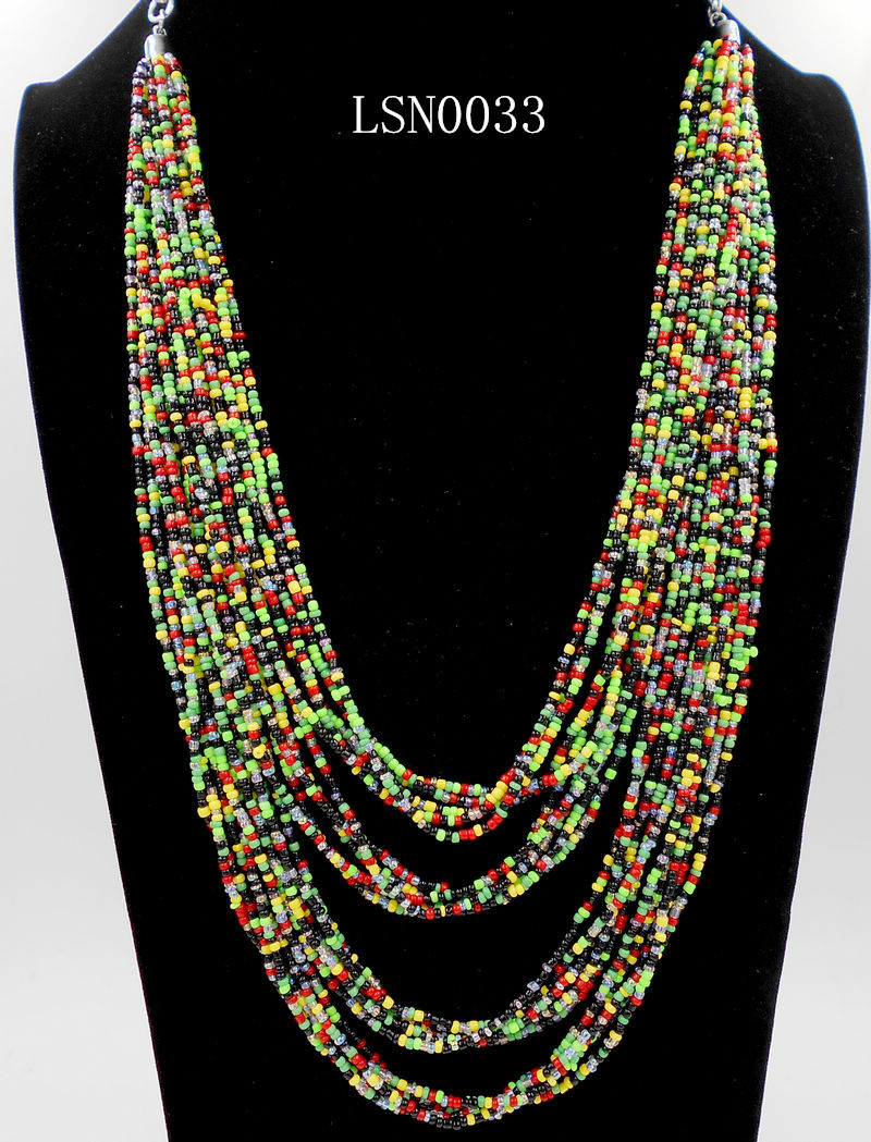 Buy seed bead necklace designs and get free shipping on AliExpress.com