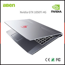 Bben G16X I7-8750HQ DDR4 Gaming Laptop Nvidia GTX1050TI 15.6″ Laptop Pro Windows 8GB/16GB/32GB RAM M.2 SSD