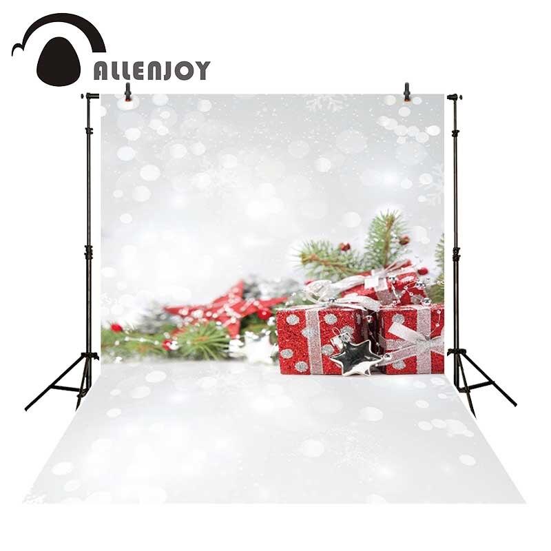 Allenjoy fotografie Hintergrund Weihnachten weiß Schneeflocke blur ...