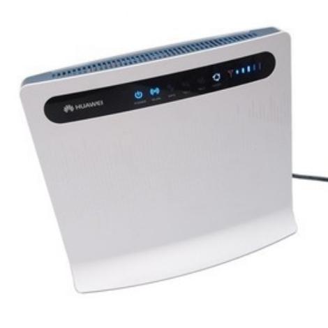 Prix pour Débloqué Original Huawei B593 B593U-12 B2000 Vodafone 4G LTE CPE FDD 100 Mbps WIFI Sans Fil Routeur LAN Ports, RJ45 Port