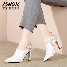 Heels Toe Fashion ISNOM