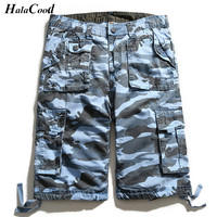 HALACOOD Top Selling 2017 Mr Sexy Quality Men Military Shorts Men S Camouflage Army Cargo Shorts