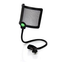 Top Quality PK8000 Professional Condenser Sound Studio Recording Wired Microphone DJ KTV Internet Karaoke Computer Recording