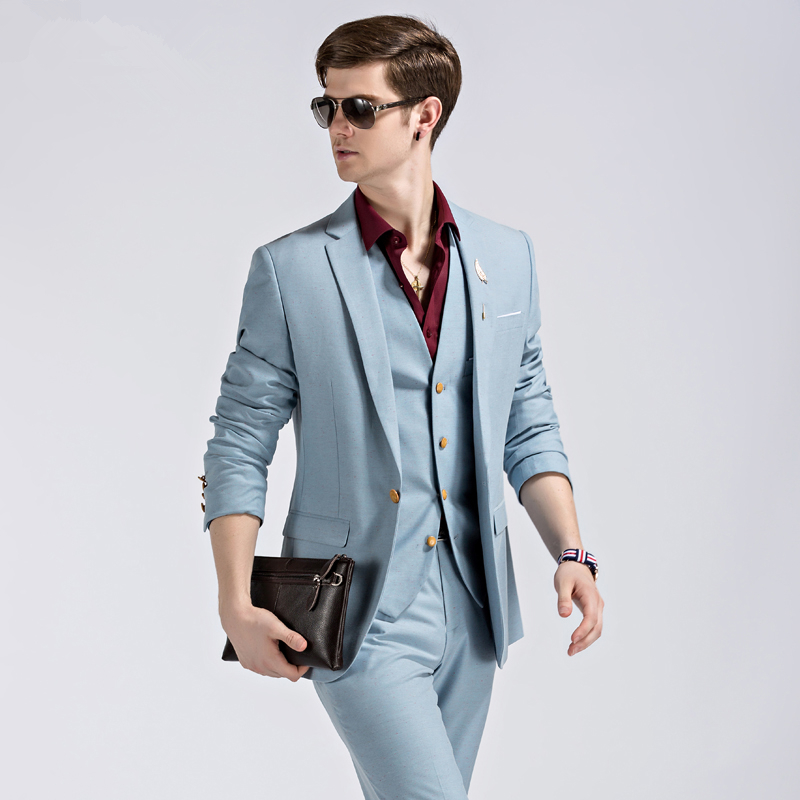 Shop for men's blue suits in all shades of blue including dark blue & navy blue. Find the latest men's designer blue suit styles from Men's Wearhouse. Clothing Piece, press up or down arrows on your keyboard, to navigate through filter options Selected Clothing Piece .