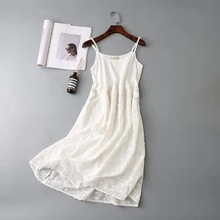White Follower Inside Cotton Material  Underwear Dress Woman Petticoat Women Intimates 9831 the follower