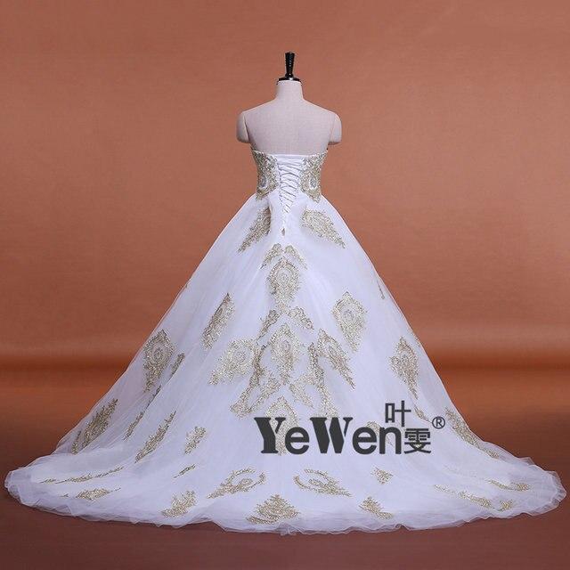 Vintage Ball Gown Wedding