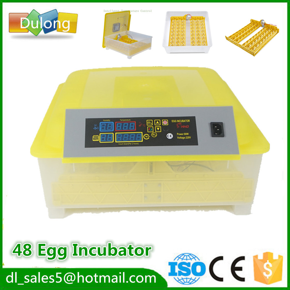 Fast Ship ! chicken egg incubator automatic brooder hatcher machine for hatching chicken egg duck parrot best sale chicken egg incubator hatcher 48 automatic mini parrot egg incubators hatcher hatching machines