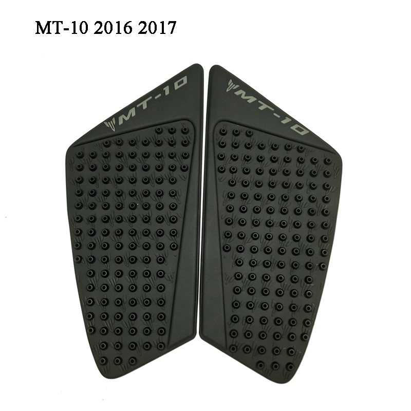 Practical Mtimport 2016 17 Mt-10 Mt10 Mt 10 Anti Slip Tank Pad Side Gas Knee Grip Traction Pads Sticker Decals For Yamaha Mt-10 2016 2017 Motorcycle Accessories & Parts Decals & Stickers