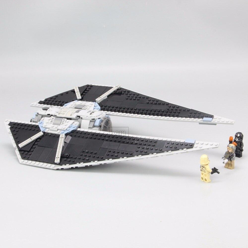 Лепин 05048 Star Classic модель войны 543 шт. галстук Striker строительные блоки кирпичи игрушки совместим с 75154 подарок для детей