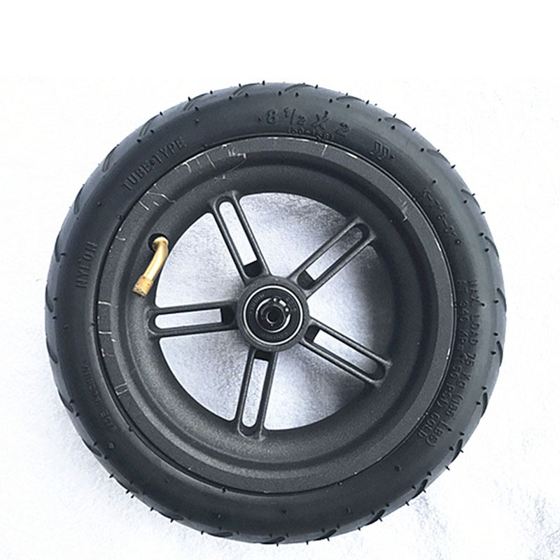 Xiaomi Electric Scooter Tires 8 1/2x2 Inflation Wheel Tyres Outer InnerTyre Inflation for Xiaomi Electric Scooter Tyre Accessory