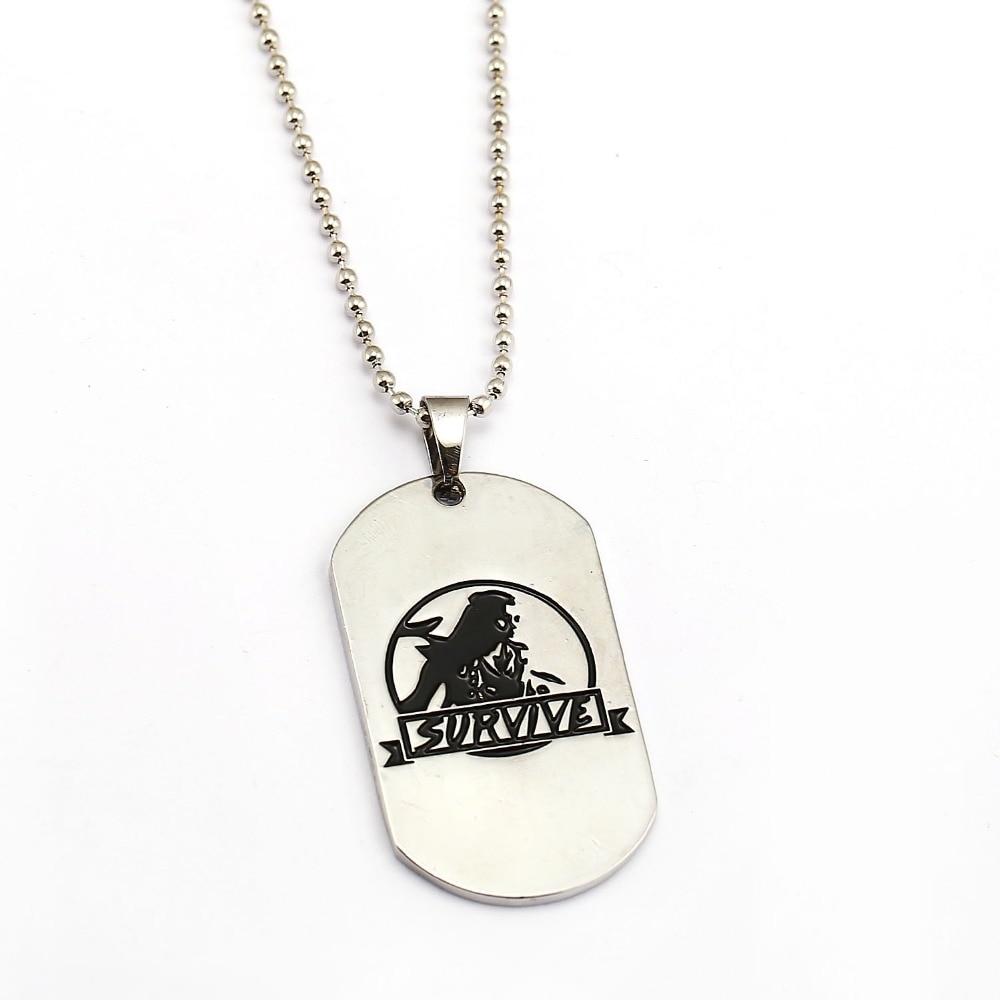 Aliexpress.com : Buy Horizon Zero Dawn Necklace Silver Dog