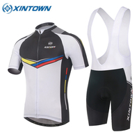 XINTOWN New Arrival Cycling Jersey Sets China 2017 Summer Pro Tour Bicycle Salopette Mountain Maillot Ciclismo