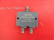 [BELLA] A two Narda power divider 4312-2 1-2GHz SMA
