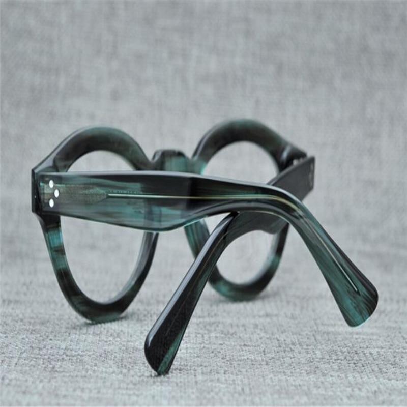 Lesen Goggle Retro Mongoten Unisex Optische Acetat Anti strahlung Vollrand Marke Neue Asphärische Brillen Design Objektiv vq6xwBqdSn