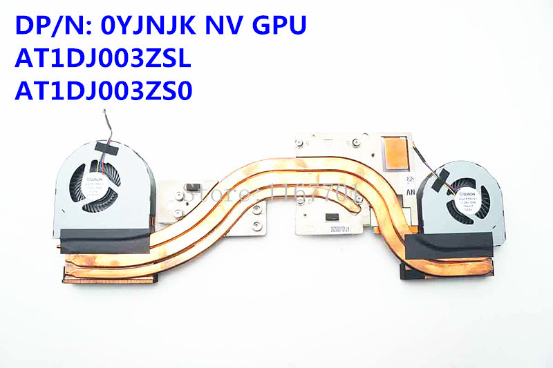 New Original Laptop/Notebook CPU/GPU Cooling Radiator