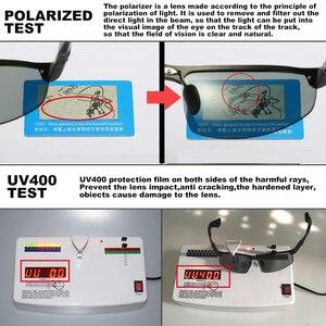Image 4 - CoolPandas marka projektant aluminium magnezu okulary przeciwsłoneczne fotochromowe polaryzacyjne mężczyźni jazdy na dzień i noc zonnebril mannen