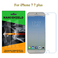 NanoShield Anti-Shock Soft TPU Screen Protector for iPhone 7 7 plus Premium UV Rejection Buff Screen Protective Film