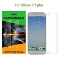 Nanoshield de tpu suave protector de pantalla para iphone 7 7 plus premium rechazo uv película protectora de pantalla de color de ante