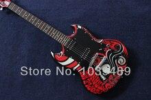 Emily SG G400 elektrische gitarre zu liefern ems-freies verschiffen