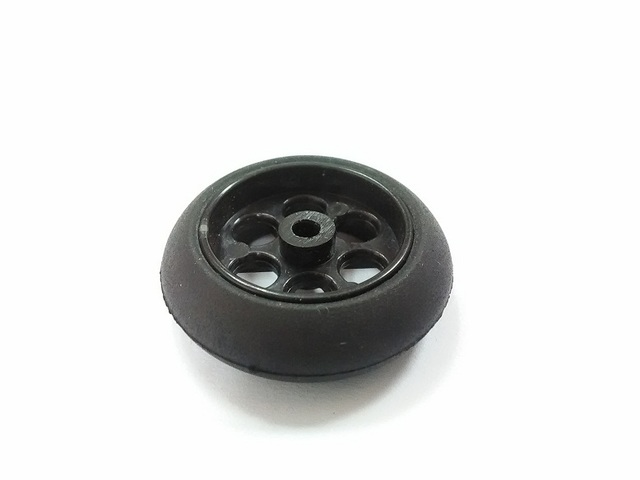 Aliexpress Com Buy 2pcs Small Tire Robot Wheel N20 Motor Matching