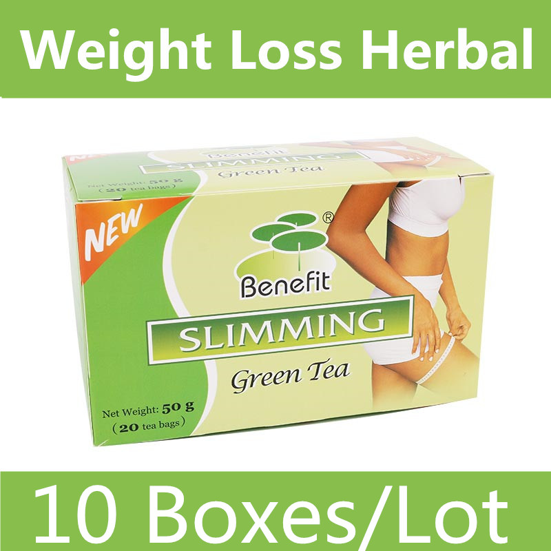 10 Boxes/Lot Weight Loss Herbs Drinking Diet Tea Heathy ...