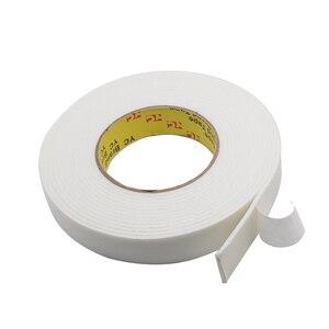 Image 3 - 3M 5M 10 100mm 초강력 양면 접착 테이프 폼 양면 테이프 자기 접착 패드 고정 패드 접착 성
