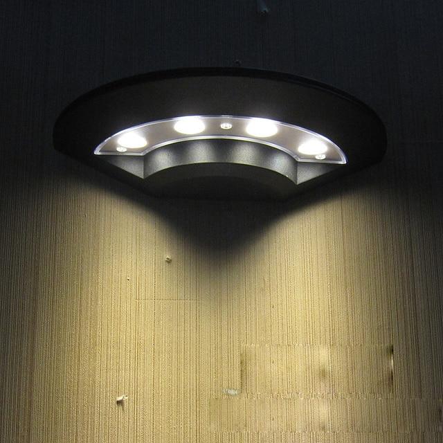 Modern LED 4W outdoor wall lamp Porch light garden Waterproof IP54 ...