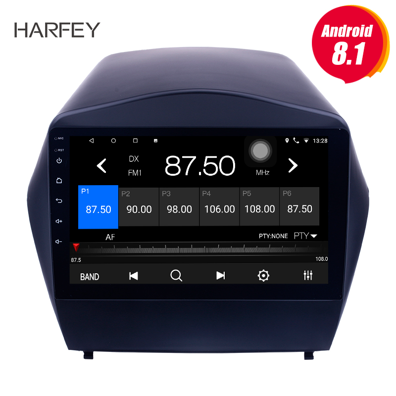 Harfey HD Touchscreen Android 8.1 9