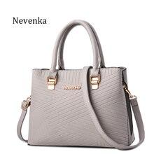Nevenka Women Bag Crossbody Bag Female Briefcase OL Shoulder Strap Bags Ladies Solid Color Tote Messenger Bags Purse Sac