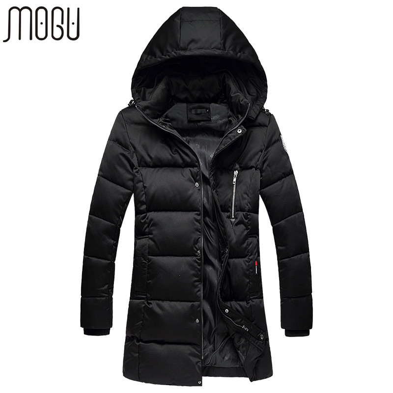 MOGU Winter Jacket Men 2017 New Arrival Men's Coat Fashion Black Parka Men Slim Fit Coat For Male Aisan Size M-5XL Men's Jacket original remax 2 1a golden noodle style micro usb charging data cable for cellphone