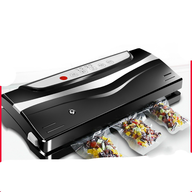 Vacuum Food Sealers domestic packaging machine automatic plastic bag sealing small commercial все цены