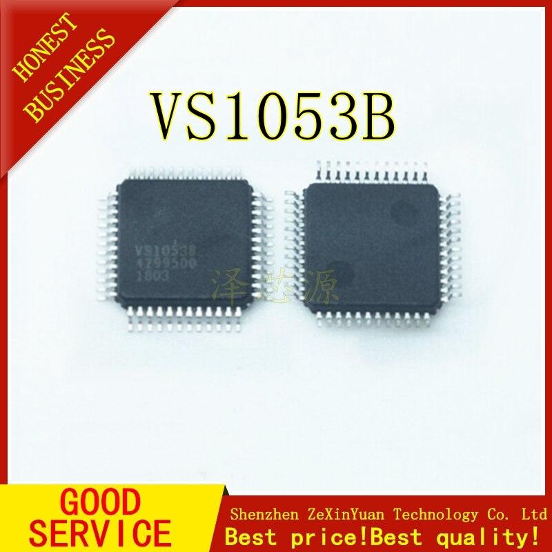 2PCS/LOT VS1053 VS1053B VS1053B-L LQFP-48 Best Quality Audio Codec Chip