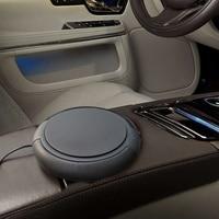 Portable Mini USB Car Air Purifier Ionizer Auto Air Freshner 3000000 pcs / minutes Natural oxygen bar