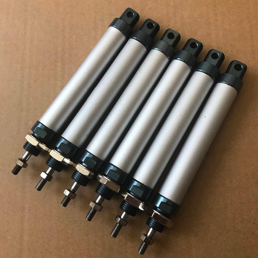 bore 40mm*75mm stroke Aluminum air pneumatic cylinder with Magnet MAL40*75bore 40mm*75mm stroke Aluminum air pneumatic cylinder with Magnet MAL40*75