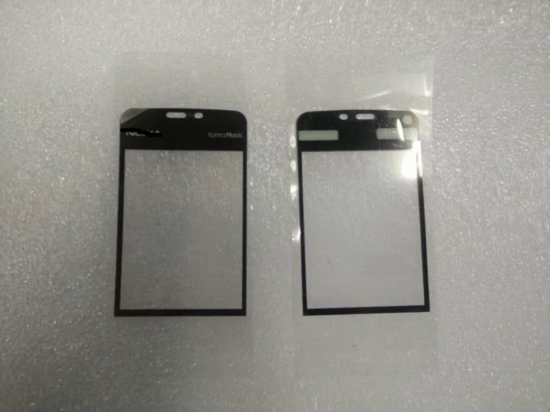 New Front Screen Plastic Lens For Nokia 5310 5310XM Housing Case Free shipping