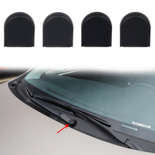 2 шт./4 шт. Автомобильная крышка стеклоочистителя для Toyota Yaris Corolla Verso Auris Nut пластиковая крышка стеклоочистителя Автомобильная крышка стеклоочистителя
