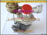 TD025L 49173-01400 49173 01400 Turbo 4917301400 Para Mitsubishi Galant MD181384 4WD VR4 1996-03 6A13TT 2.5L 120KW turbocharger