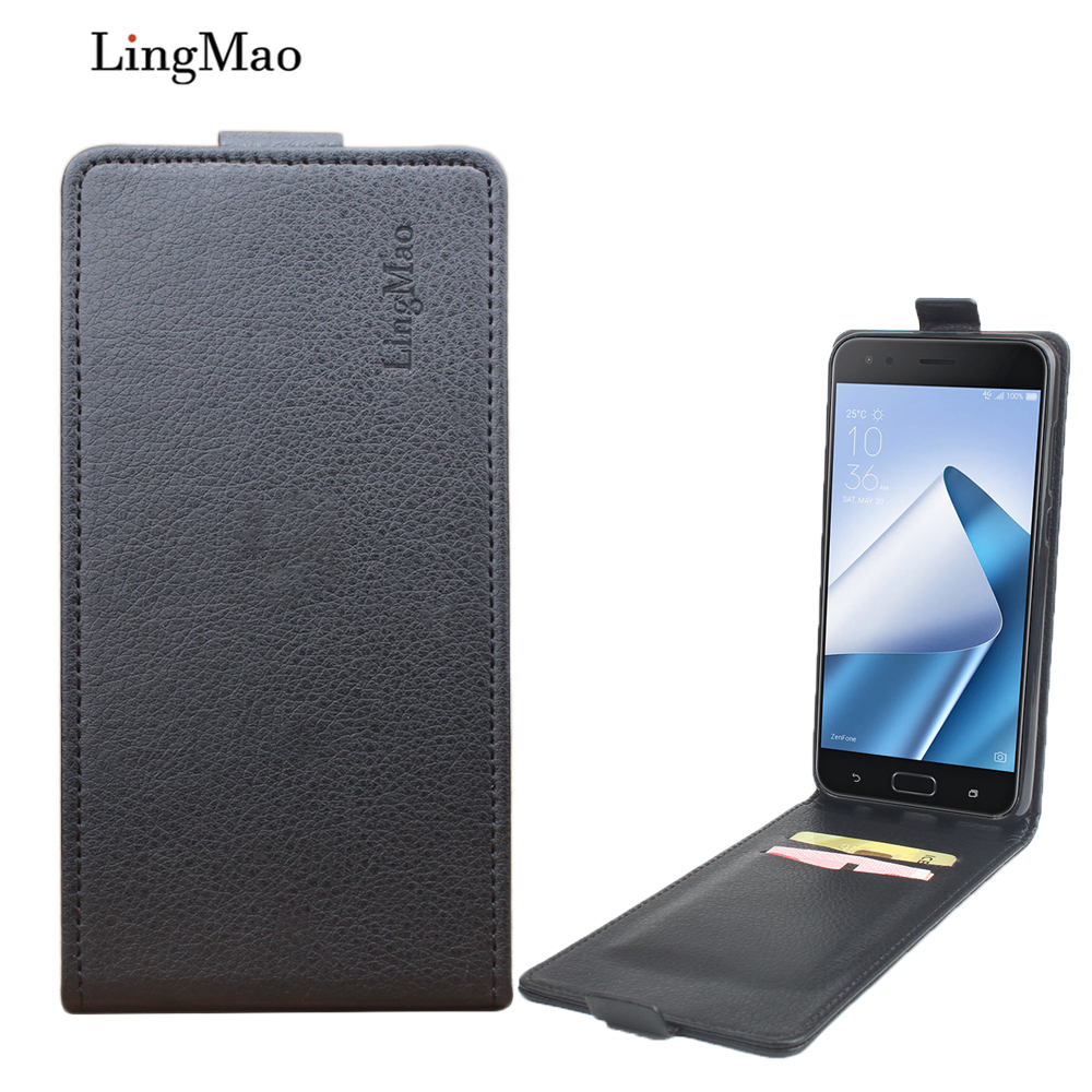 Flip Wallet Leather Case for Asus Zenfone ZE554KL 4 Max ZC554KL Cover for ZC ZB 500 <font><b>KL</b></font> TG 553 <font><b>520</b></font> <font><b>KL</b></font> TL <font><b>ZE</b></font> ZD553 552 ZS550 570KL image