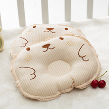 Baby Pillow New Born Baby Head Protection Pillow  3D  Breathable Cotton 25X18Cm
