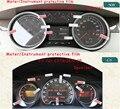Para PEUGEOT 308 408 508 CITROEN C5 Medidor de Painel Do Carro Instrumento Película Protetora kit Anti-Radiação Anti-Risco